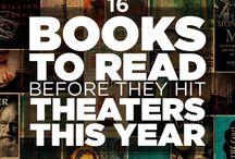 Books, Movies, & TV / by Abigail Herrington