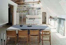 [ Home & Living ] / Inspiration pour une décoration maison simple, poétique et naturelle / by Rue de la Déco (www.ruedeladeco.com)