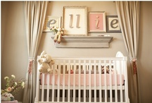 Baby's Room / Future room ideas for a sweet innocent bundle of joy to dream.  / by Amanda Boudreaux