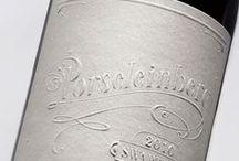 wine label / by Nina Harcus