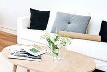DIY / Des idées de décoration, objets, réalisations et meubles simples à réaliser / by Rue de la Déco (www.ruedeladeco.com)