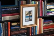 Tablescapes and Bookshelves / by Ellen Hickey