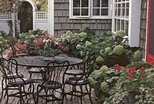Porches & Patios / by Beverly Dunaway