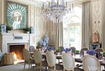 Dining Rooms / by Ellen Hickey