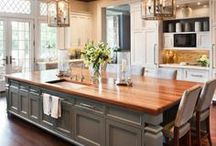 Kitchen Ideas / Concepts, colors, and designs for your kitchen - these ideas may even inspire the rest of your home! / by Appliance Factory and Mattress Kingdom