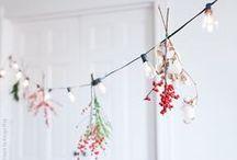 Christmas ! / Inspiration pour Décoration de Fêtes... / by Rue de la Déco (www.ruedeladeco.com)