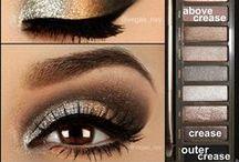 Makeup / by Alyson Klidies