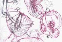 Jewelry_Artist's Drawings and Sketchbooks