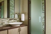 Home: Bathrooms / by Jo Oakes