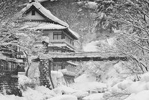 Japan trip / Tour of best Japenes onsen and rotenburo