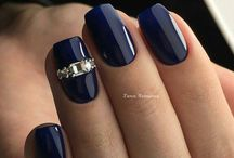 Nails / Nail desings, nail polishes, nail polish pairings (mani-pedi), nail shape