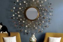 Home decor / Inspirational ideas and color mixing