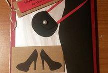 MOJE KARTKI / My own hand made cards