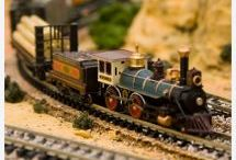 Model Trains / Slot Cars