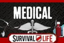 Medical Tips / Medical tips and how to's so you are prepared in any situation.  / by Survival Life | Prepping - Outdoors Ideas