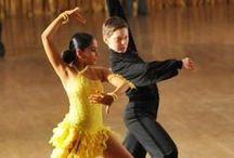 Ballroom dancer / by Rosary