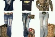 Country outfits! :) / Yes! I love it