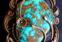 Turquoise / by Cynthia Long