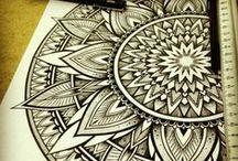 Ilustrações, desenhos, arte