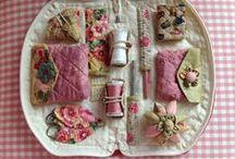My Sewing Box / by Cathy DeNu
