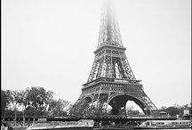 Paris / The tower that I wanna go to