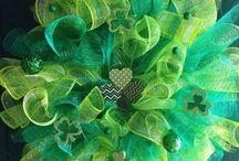 St Patricks day / Lucky Green
