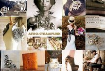 Weddings that are eccentric, unusual, unexpected, off-beat and crazy cool / Wedding ideas that are out of the ordinary