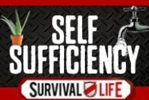Self Sufficiency / How do you make your life more self-sufficient? Pin ideas and tips for the prepper community!   If you are interested in joining the board send us a message on Facebook https://www.facebook.com/SurvivalLife / by Survival Life | Prepping - Outdoors Ideas