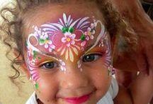maquillage fées et princesses