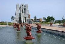 Tour Ghana / Sites, Market, Restuarants.... the low down of where to go when in Ghana.
