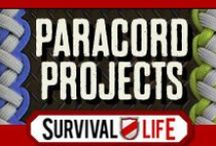 Paracord Projects / Paracord bracelet DIY Ideas and paracord projects for preppers and paracord crafts. Best paracord ideas and paracord tutorials with 550 Cord. Paracord craft instructions and skills, step-by-step paracord instructions and photos for making stuff.  / by Survival Life   Survival Prepping
