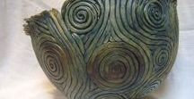 pottery: coils