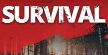 Survival / Survival Prepping, Survival Skills, Survival Tips, SHTF Survival Gear.