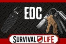EDC / by Survival Life | Prepping - Outdoors Ideas