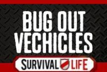 Bug Out Vehicles / by Survival Life | Prepping - Outdoors Ideas