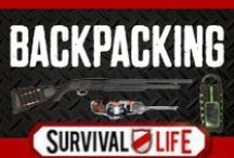 Backpacking / by Survival Life | Prepping - Outdoors Ideas