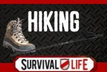 Hiking / by Survival Life | Prepping - Outdoors Ideas