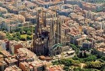 Barcelona / A very special and dynamic city