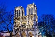 Paris / I visit regularly but never tire of the city or its people.