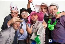Photo Booth / We offer Photo Booths that are available for any of your special events!   Visit our website for more information http://www.dgtldrm.com/