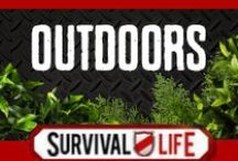 Outdoors / Outdoors ideas by Survival Life including camping, hiking, fishing, backpacking, outdoors DIY ideas for enjoying the wilderness. From cool camping gear to entertaining, fun and easy gardening, and cool self reliant living. Learn how to make a firepit for summer, a simple patio project, best fishing tips and tricks. All the best outdoors gear for a rugged adventure in emergency preparedness. Follow us on Pinterest and comment on a pin to be added to our board.  / by Survival Life | Prepping - Outdoors Ideas