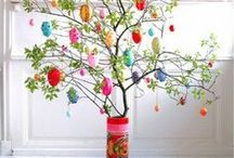 Easter Idea's / Spring idea's for you to create at home, using Jeremy's Home Store Products