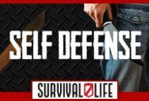 Self Defense / by Survival Life