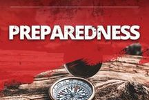 Preparedness / This board will teach and help us how to be prepared for the SHTF scenario. With bad ass ideas and guide for emergency preparedness, survival skills, outdoor shelter, bugging out, power outage, diy survival tool and everything safety tips.