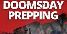 Doomsday Prepping / List and ideas for doomsday prepping. Learn how to be prepared with our tips and tricks. A DIY survival tool, emergency supplies, canning, food storage and anything related to doomsday prepping is here!