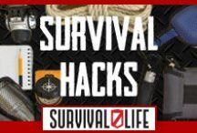 Survival Hacks / by Survival Life