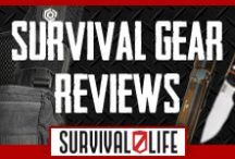 Survival Gear Reviews / Find the latest updates of all the tactical weapons here! Survival kit, knives, guns, weapons, edc, gadgets, firearms, backpacks, tent and everything related to survival gear. / by Survival Life