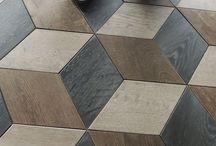 The floor / Suelos diseño texturas