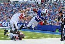 """Go Go Buffalo! / """"What it takes to win is simple, it's not easy."""" Marv Levy"""
