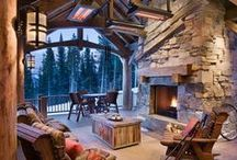 Great Timber Houses and Floors / I love a good looking timber house, floor or deck!